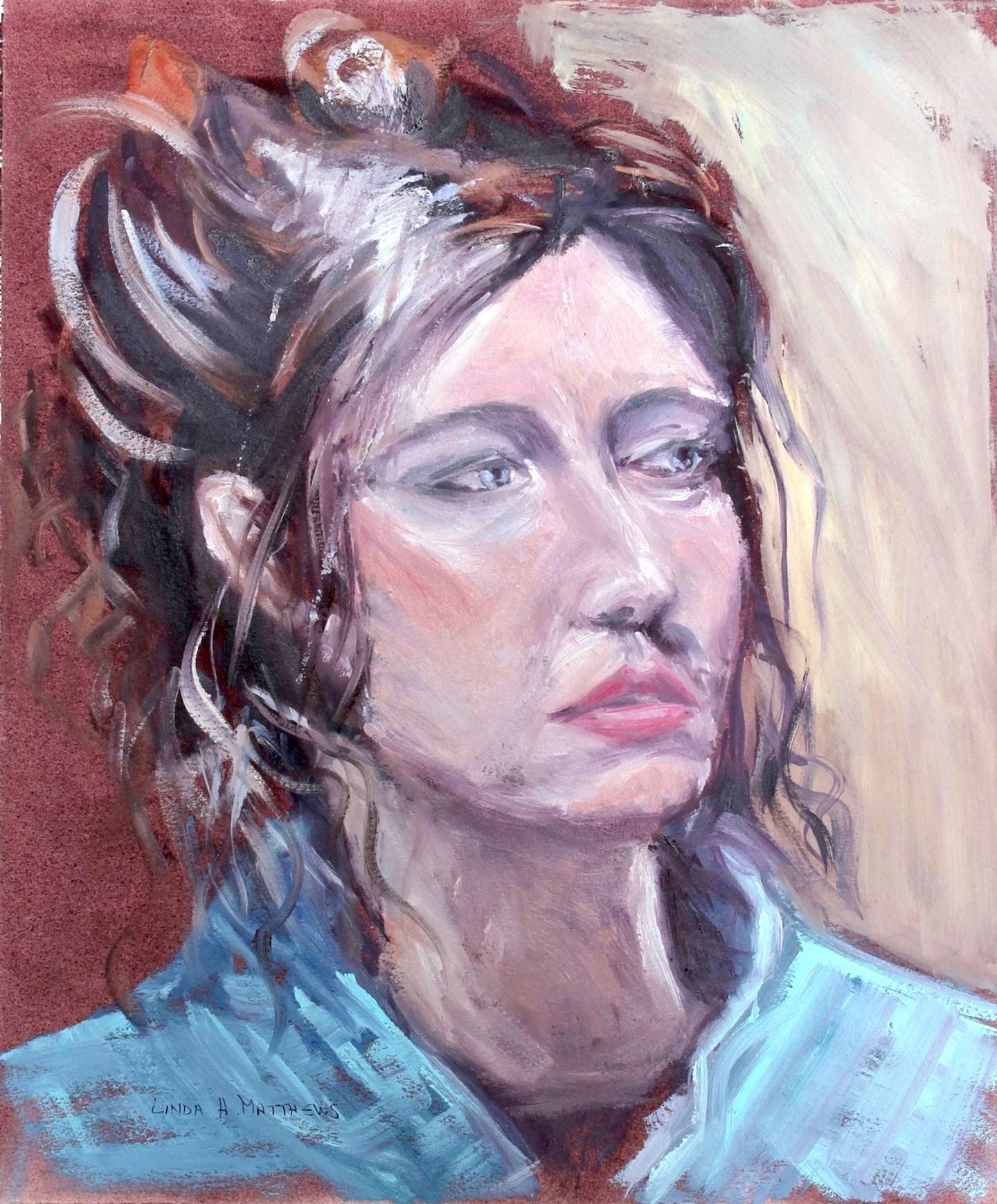 Linda H Matthews - Portrait - Femme